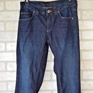 Tommy Hillfiger Jeans sz 4 straight leg dark wash